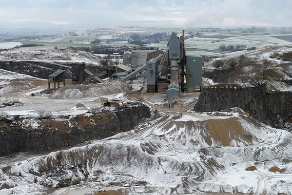 Tarmac Hindlow - Derbyshire