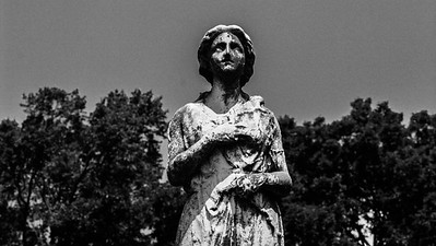 Hollywood Cemetery, Virginia