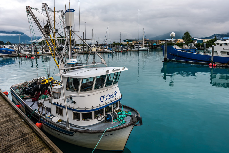 Fishing Boat:  Chelsea D.