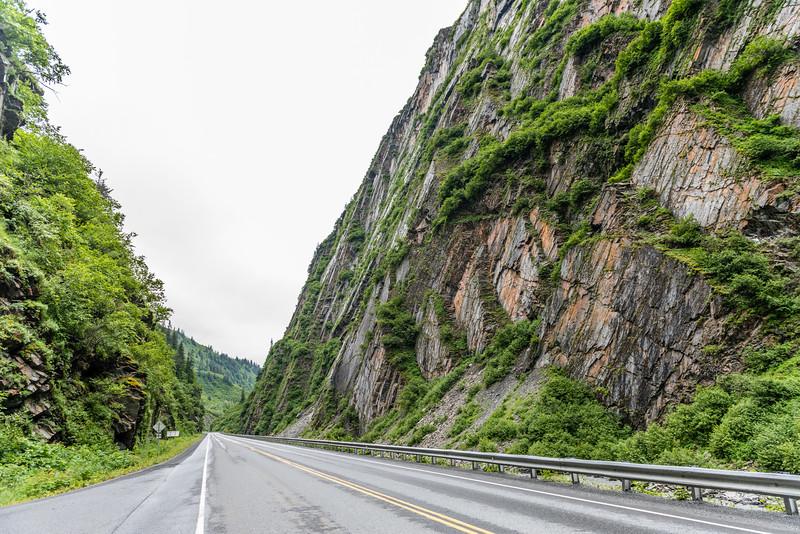 Richardson Highway Cliffs
