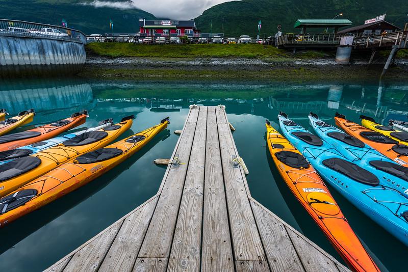 Kayak Symmetry