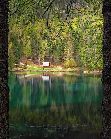 Happy little cabin