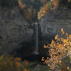 Taughannock Falls - October 21, 2009