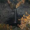 Taughannock Falls - October 21, 2009