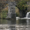 Palmyra-Macedon Aqueduct Falls - October 21, 2009