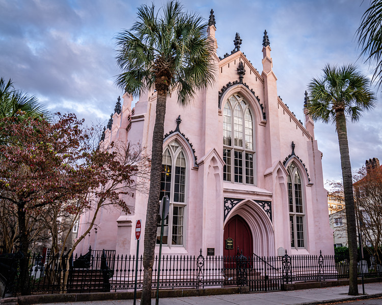 Huguenot Church Charleston