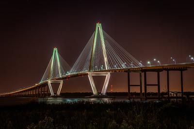 The Ravenel Bridge - Charleston, SC, USA