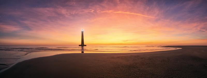 Blog 1 - Morris Island Lighthouse