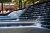 Water Fountain in Uptown Charlotte