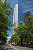 Bank of America Plaza Uptown Charlotte