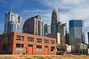Charlotte Uptown Buildings
