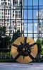 Disco Wheel in Uptown Charlotte