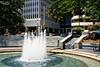 Water Fountain at Wells Fargo