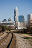 Railroad Tracks in Charlotte