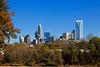Charlotte Skyline from Bryant Park