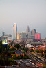 Charlotte in the Early Evening