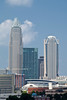 Bank of America Tower, Bank of America Office Tower (32 floors), Hearst Tower, Bobcats Arena