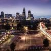 Charlotte Skyline - Night #2