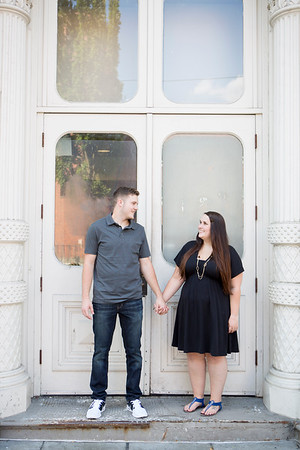 Chelsea and Jake Engagements