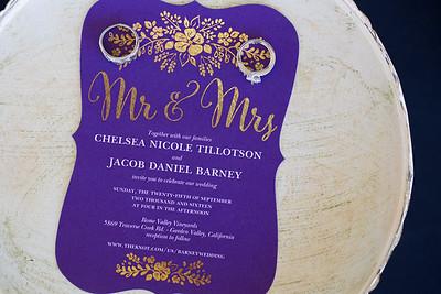 Chelsea and Jake Wedding