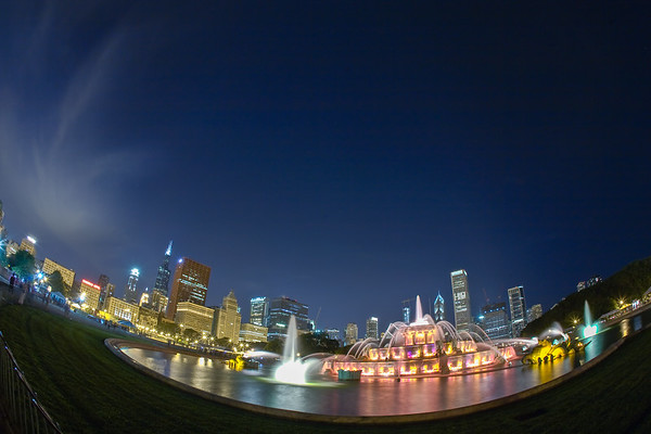Buckingham Fountain II