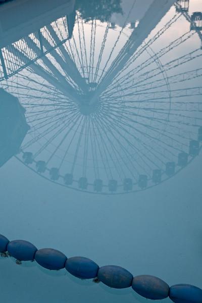 Ferris Reflection
