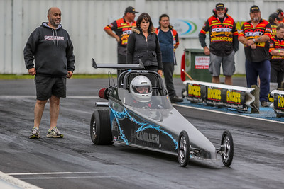 Junior Dragster #6277 Holly Camilleri  - Chicago ShootOut - South Coast Raceway