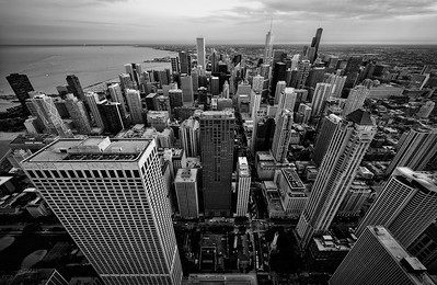Skyline of Chicago