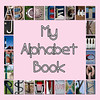 "6""x6"" Hardcover Children's Alphabet Book (Pink)"