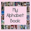 """6""""x6"""" Hardcover Children's Alphabet Book (Pink)"""