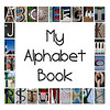 "6""x6"" Hardcover Children's Alphabet Book (White)"