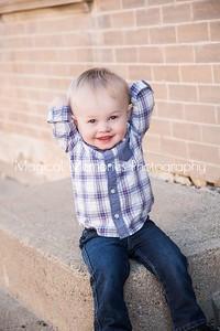 Grayson Brimmer 18 Months