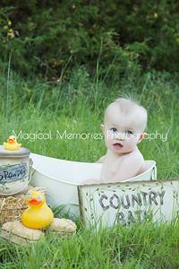 Grayson Brimmer 9 Months