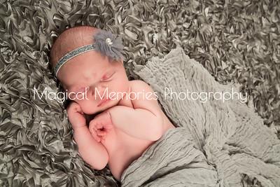 Kenna Jo Marie Long Newborn