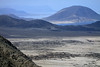From the steep rocky slope, of the Coastal Range - down to the Atacama Desert terrain - across Bahia Blanca, to the partially sunlit Cerro Castillo - further southward along the coastline to Cerro Chanaral and the peninsula leading out to Punta Achurra.