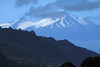 Volcan Yate - a glaciated stratovolcano - Patagonia Andes - part of the Southern Volcanic Zone.
