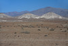 Eroded foothills along the Andes Mountains - with above the Campanas Observatory - Huasco province - Atacama region.
