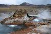 Geothermal hot spring at about 14,000 ft (4,267 m) - Tatio Geyser Field - Loa province - northeastern Antofagasta region.
