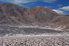 Cordón Lila (mountain) - situated at the southern end of the Salar Atacama (salt flat) - Loa province - eastern Antofagasta region.