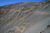 Talus/scree fans along the slope - central Chañaral province - Atacama region - northern Chile.
