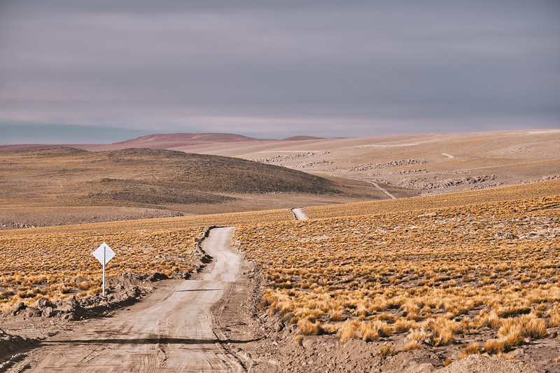 Road Through Atacama