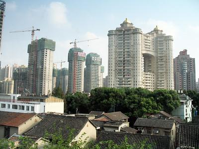 City of Shanghai, 14.6 million people