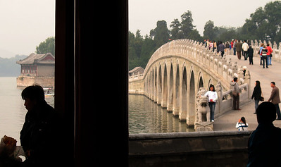 Grounds at the Summer Palace, Beijing
