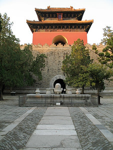 The Ming Tombs near Beijing
