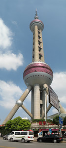 TV Tower, Shanghai