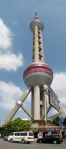 TV Tower, Shanghai