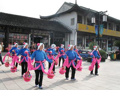 Zhou-zhuang - A Watertown near Shanghai