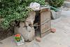 Makeshift Doghouse. (Yuanqu, Yuncheng, Shanxi, CN - 07/21/12, 1:24:33 PM)
