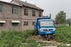 Truck-cycle? (Yuanqu, Yuncheng, Shanxi, CN - 07/21/12, 2:39:23 PM)