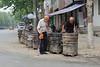 Yuanqu old-timers. (Yuanqu, Yuncheng, Shanxi, CN - 07/21/12, 1:40:18 PM)
